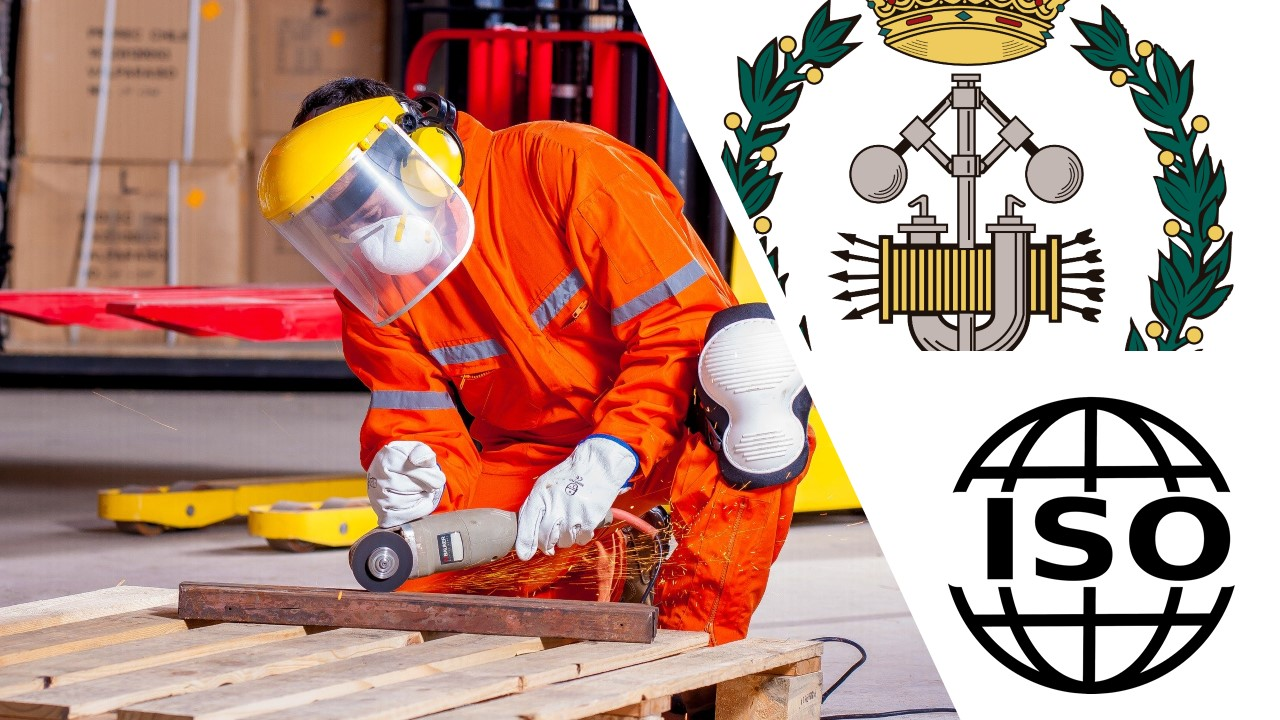 Course Image Sistemas de Gestión de la Seguridad y Salud en el trabajo. ISO 45001:2018