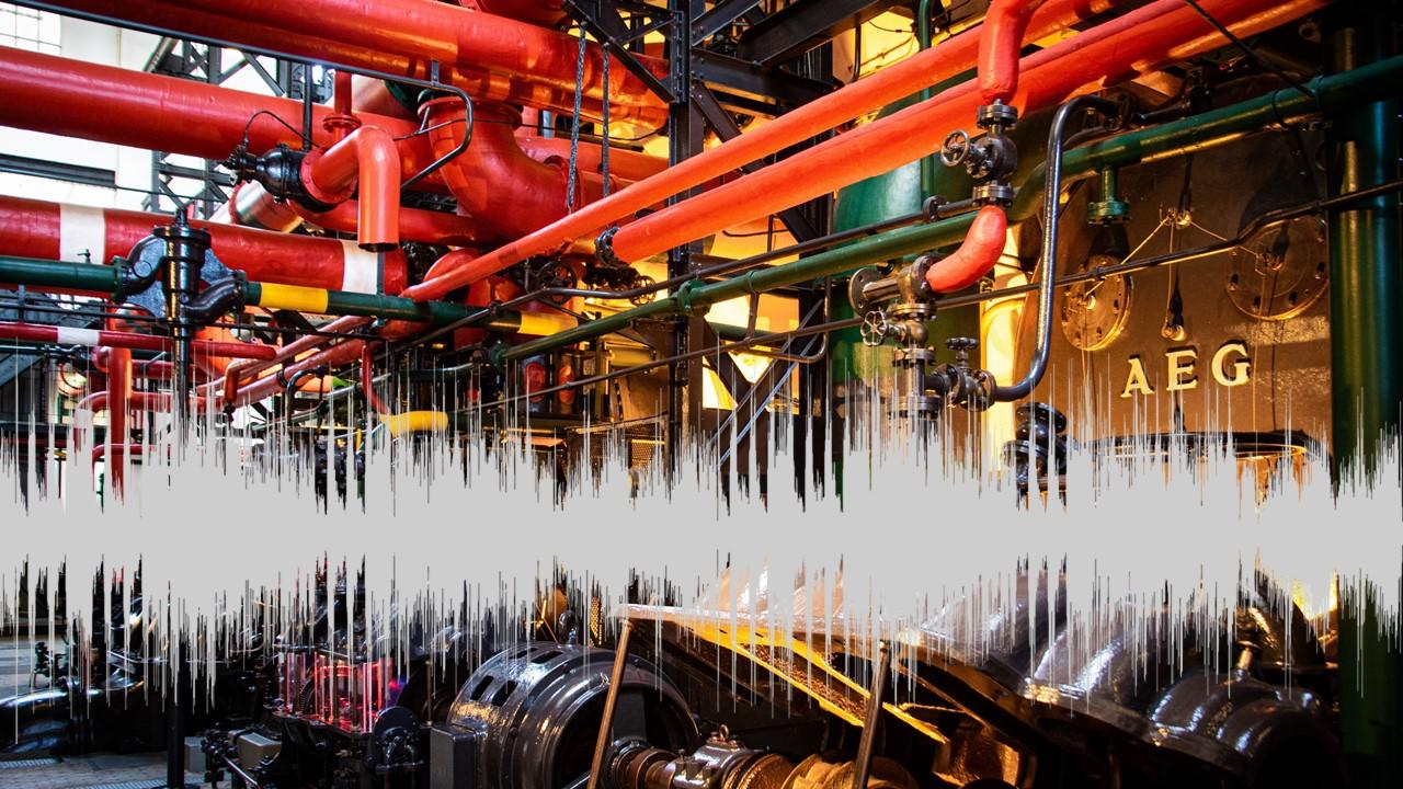 Course Image Acústica, ruido y vibraciones en la industria